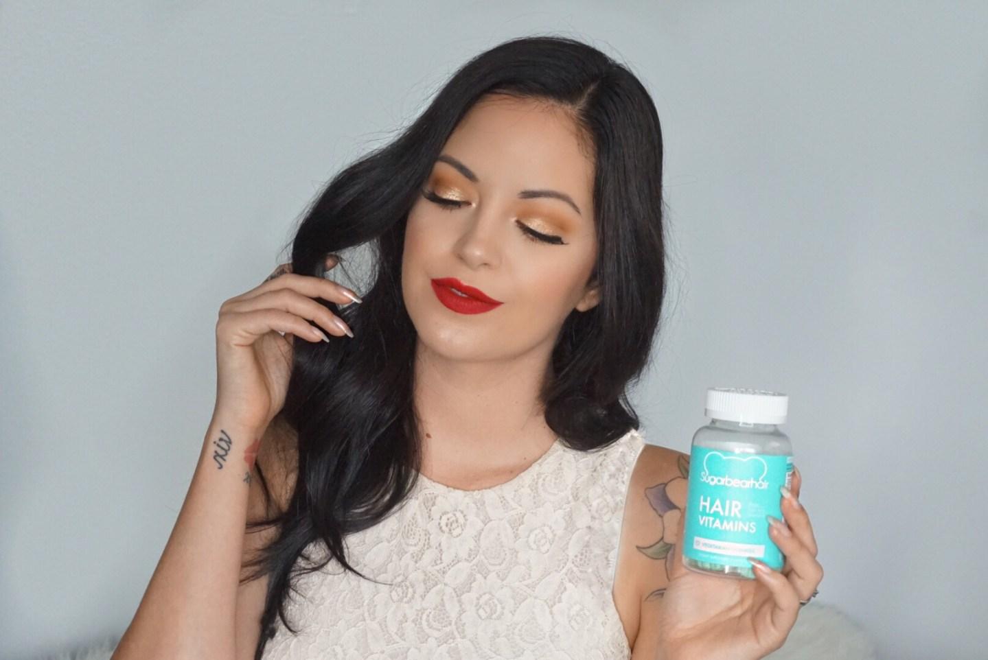 Sugar Bear Hair Vitamins 3 Month Review