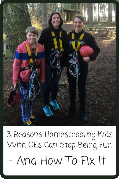 Homeschooling kids with overexcitabilities