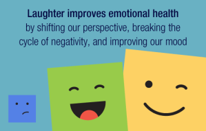 Laughter Wellness benefits emotional health