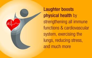 Laughter Wellness benefits physical health