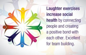 Laughter Wellness benefits social health