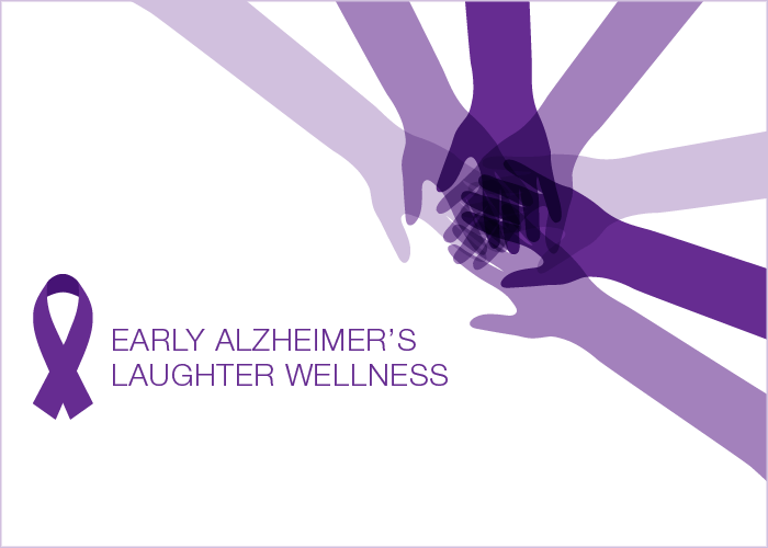 Early Alzheimer's Laughter Wellness session