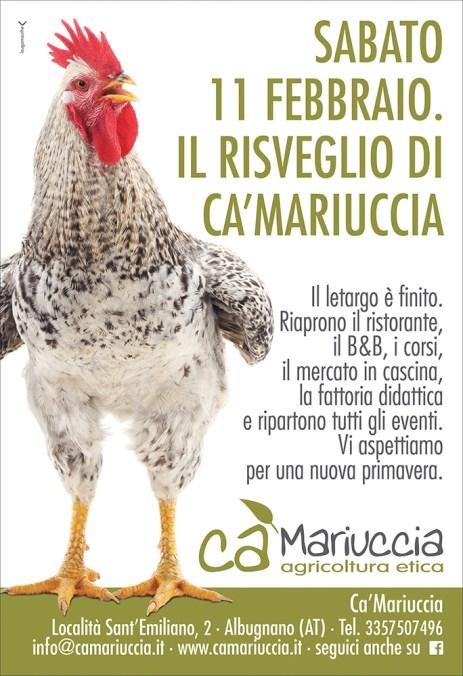 Risveglio di Ca' Mariuccia