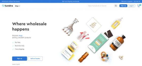 wholesale marketplace - tundra