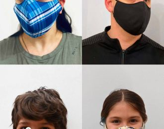 Mix and Match Reusable Face Masks Made in Australia