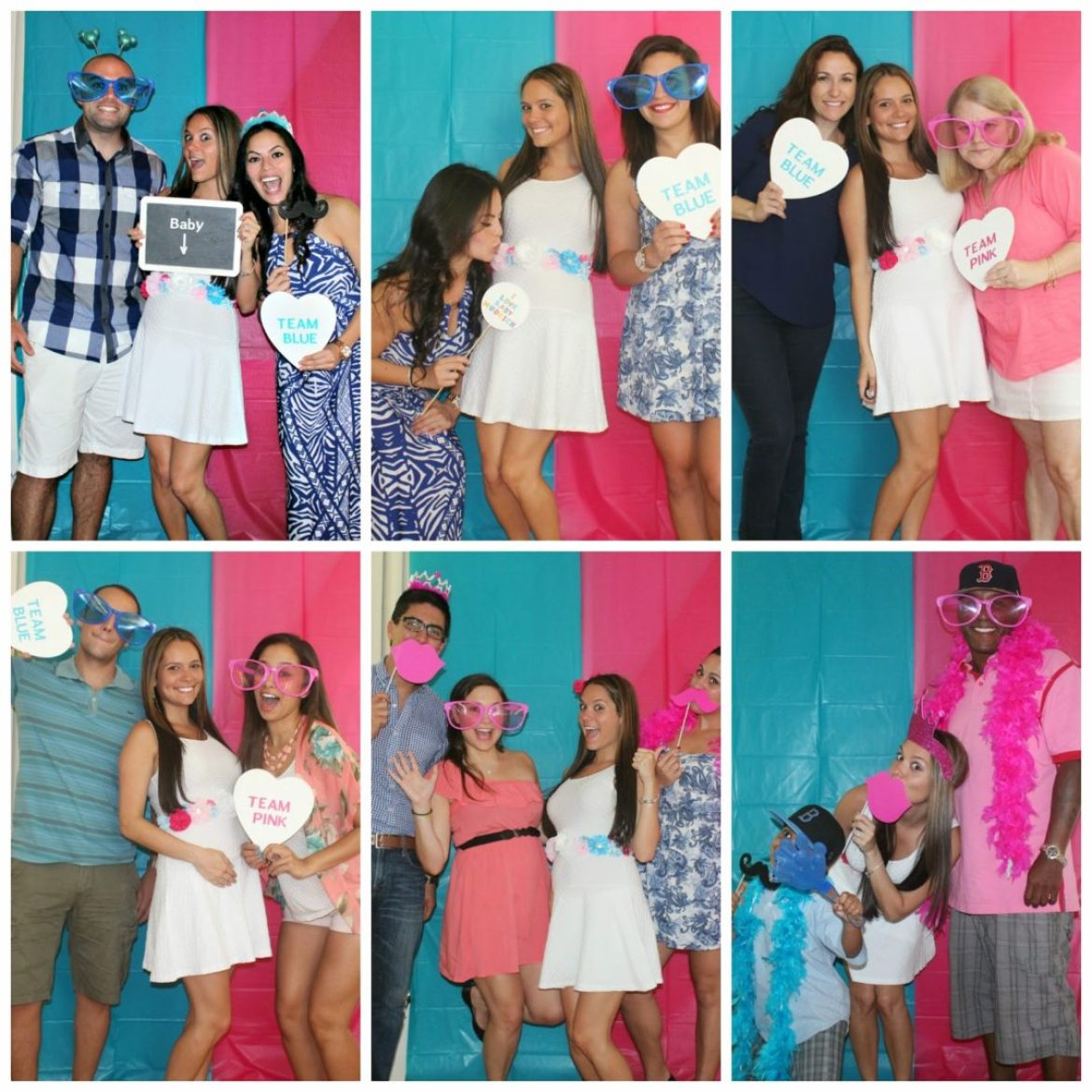 Photo Booth Groups