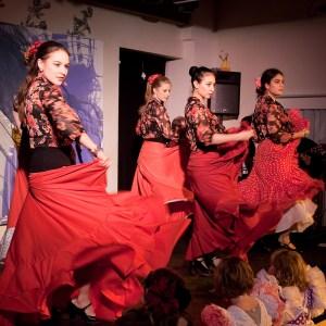 Flamenco Auftritte Erwachsene