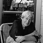 Ursula Le Guin in una foto di Marian Wood Kolisch