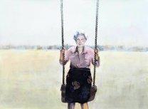 La giovane anziana