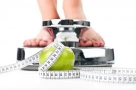 Controllo peso su bilancia