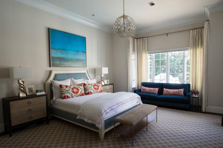 9 - Charlotte Interior Designer Master Bedroom (Custom)