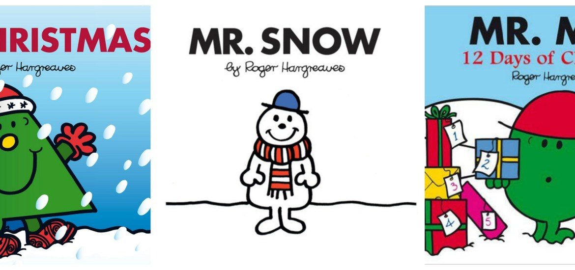 Mr Men Christmas