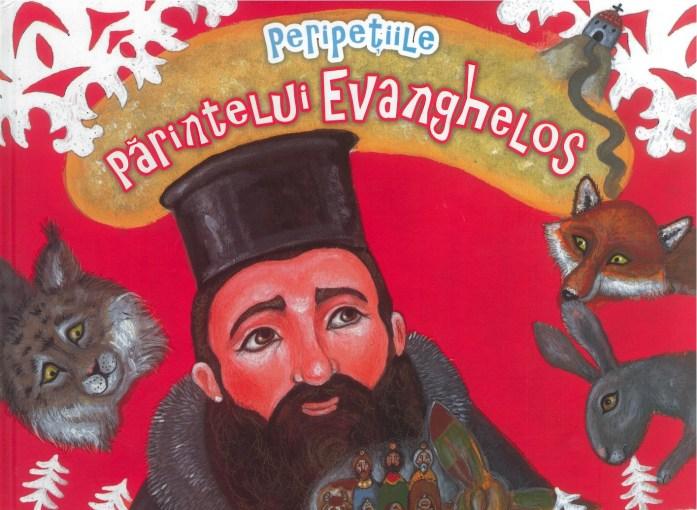 coperta peripetiile parintelui evanghelos