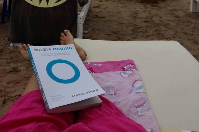 Am citit cartea la mare şi abia aşteptam să mă întorc acasă să îi pun principiile în aplicare
