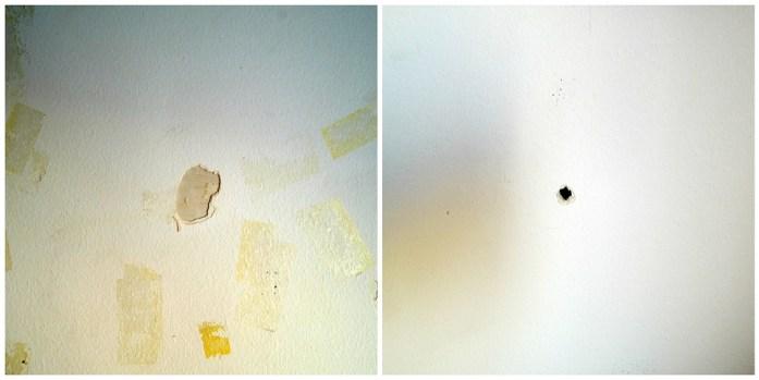 gauri in perete de reparat