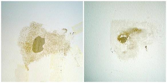gauri in perete reparate cu ipsos