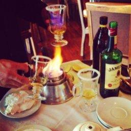 Café irlandés para cerrar la semana