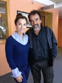 Muy fan de este gran actor : Damián Alcazar