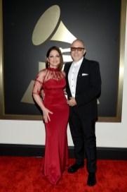 Gloria y Emilio Estefan / Foto: Larry Busacca/WireImage.com