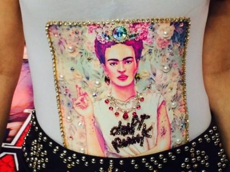 Ame mi blusa de Frida! verosolis.com