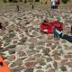 Turista muere en la Pirámide del Sol