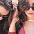 Lauren Jauregui y Lucia Vives