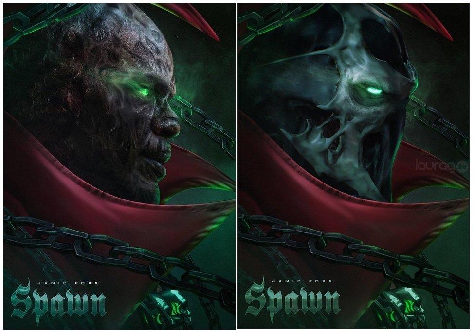 Jamie Foxx interpretará a Spawn en la película del antihéroe