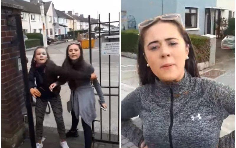 irlandesas collage