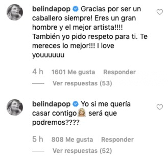 belinda pop