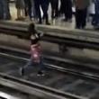 usuaria metro