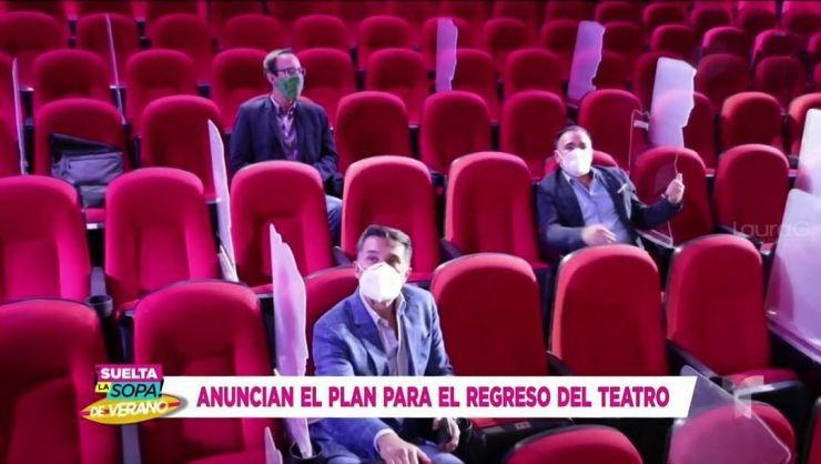 Noelia teatro Mexico
