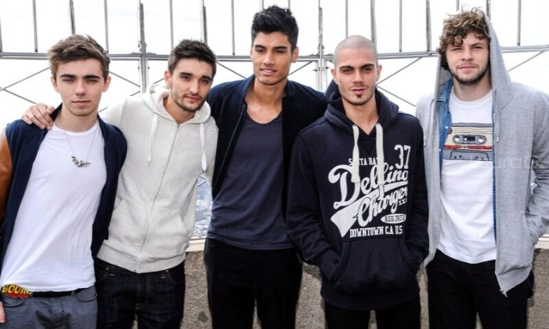 the-wanted-tom-parker