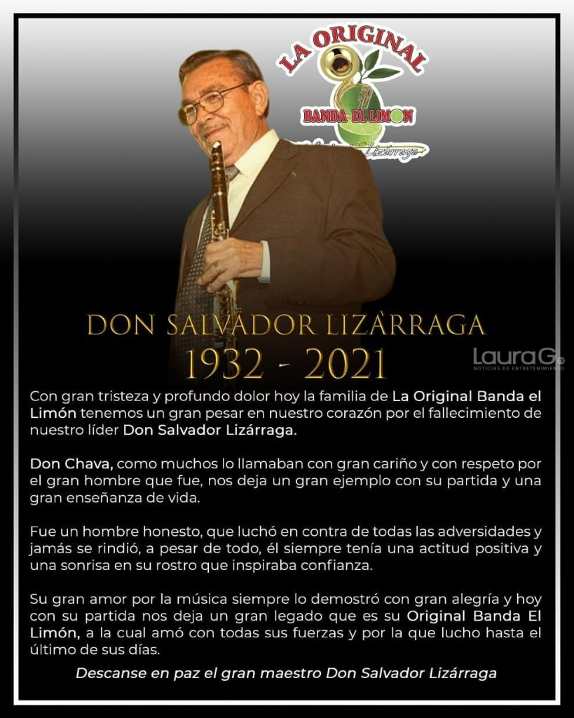 Don Salvador Lizárraga