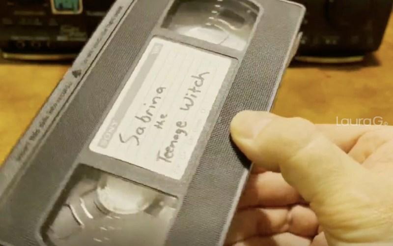 devolver un VHS