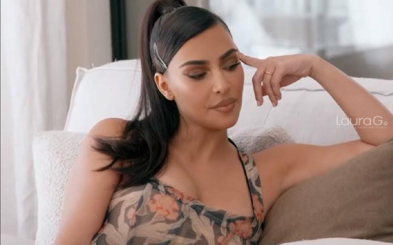 Kim Kardashian reprobó