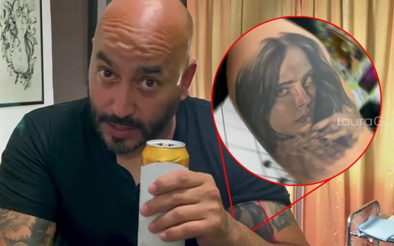 El tatuaje de Belinda