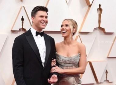 embarazo de Scarlett Johansson