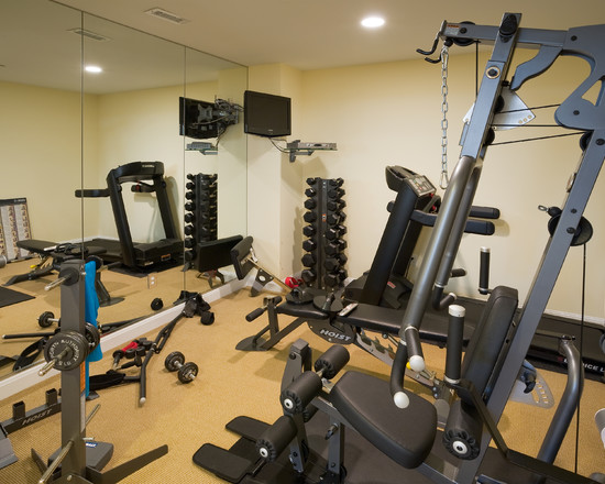 Hampden Exercise Room (Dc Metro)
