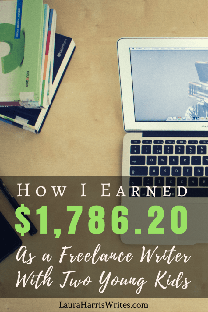 My July freelance writing income report