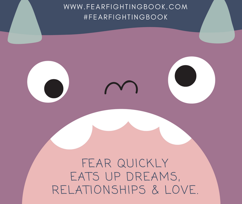 Fear Fighting: Do you Live Fear or Faith?