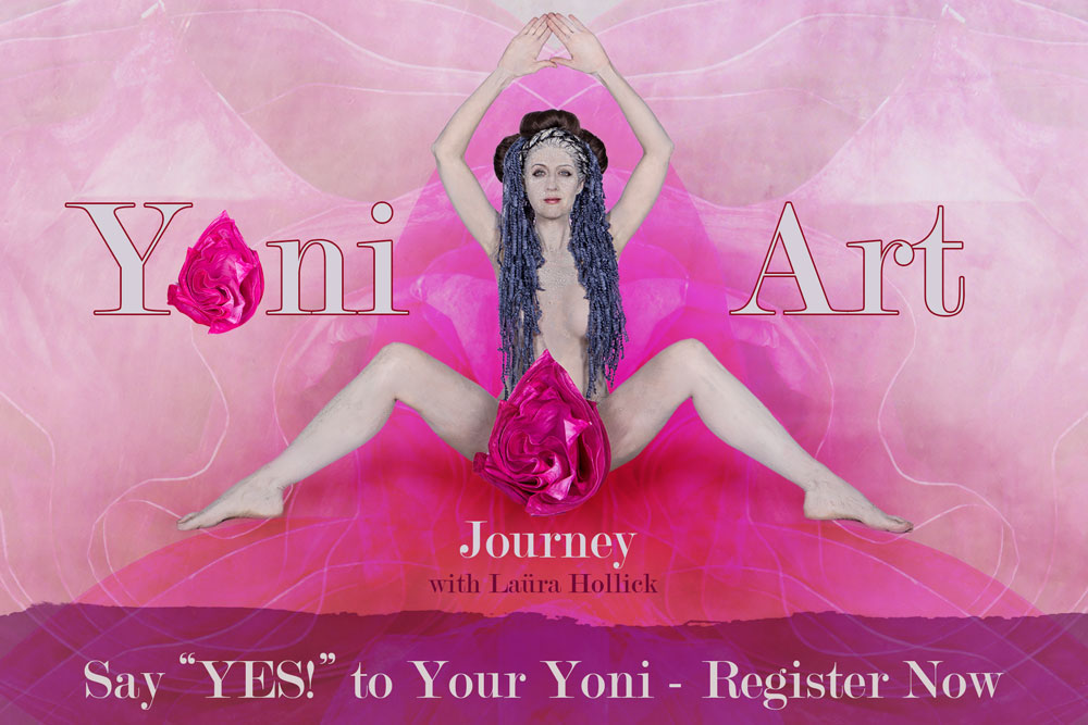 Laüra Hollick's Yoni Art Course