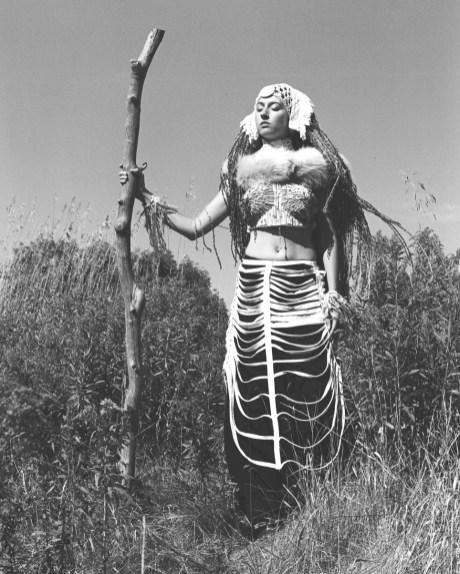 Laüra Hollick Costume