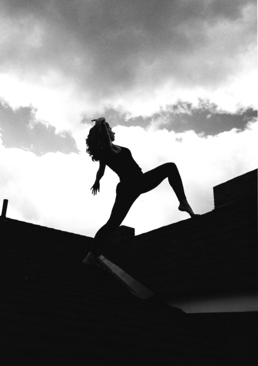 Laüra Hollick Dancing on the Roof