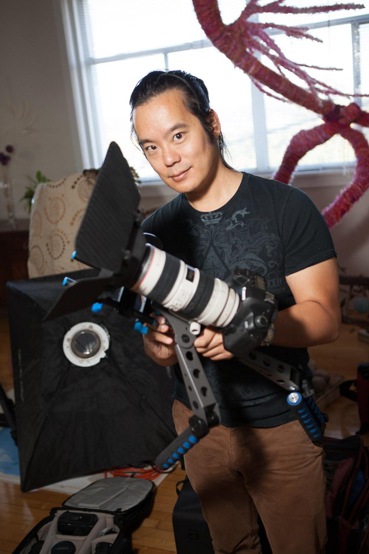 Photographer Kevin Thom