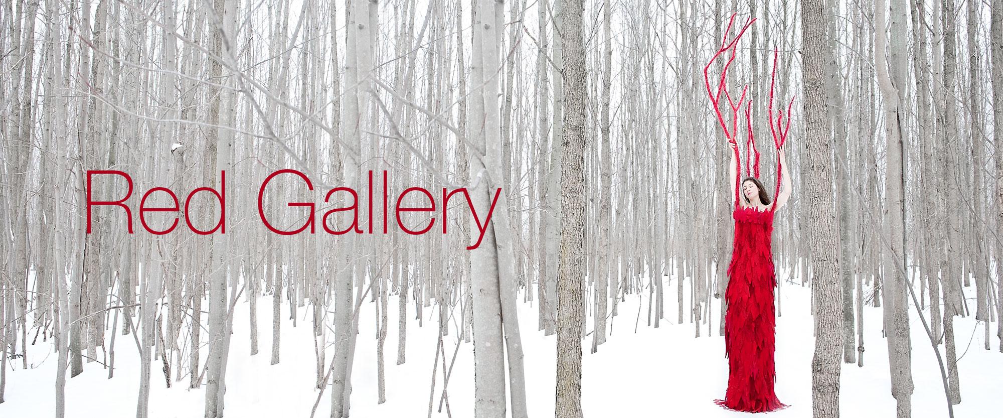 Laüra Hollick's Red Gallery