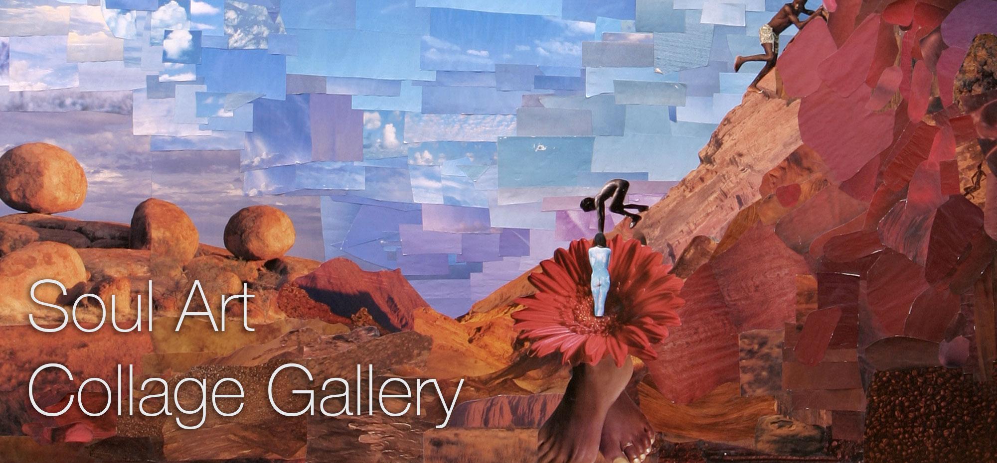 Laüra Hollick Collage Gallery