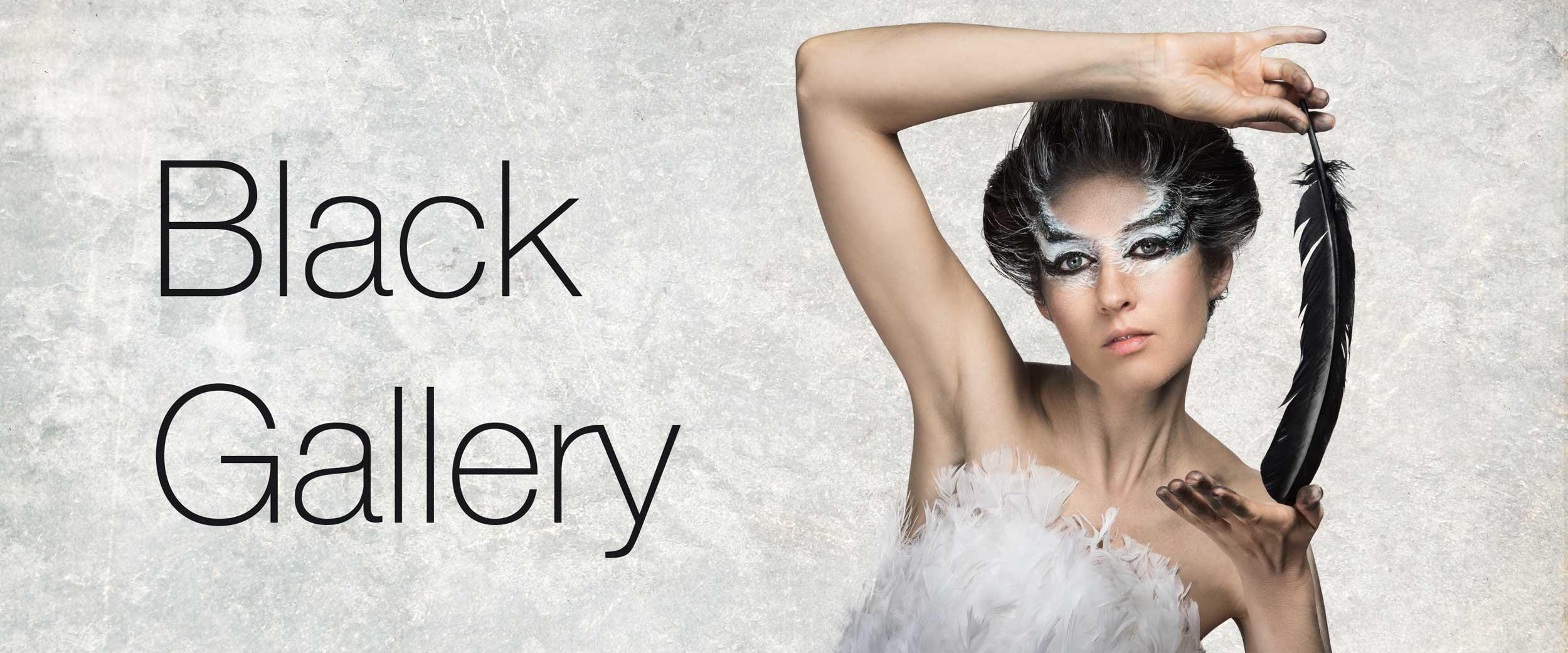 Laüra Hollick's Black Gallery