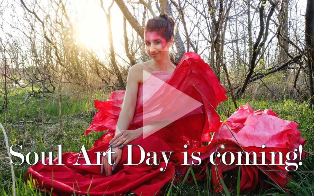 Soul Art Day is coming!