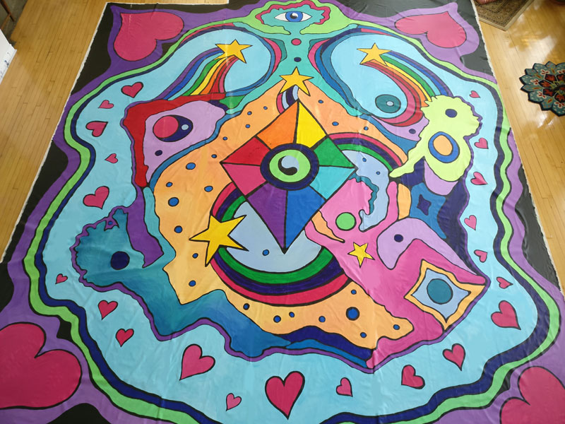 Lara Hollick Priming For The Soul Art Certification