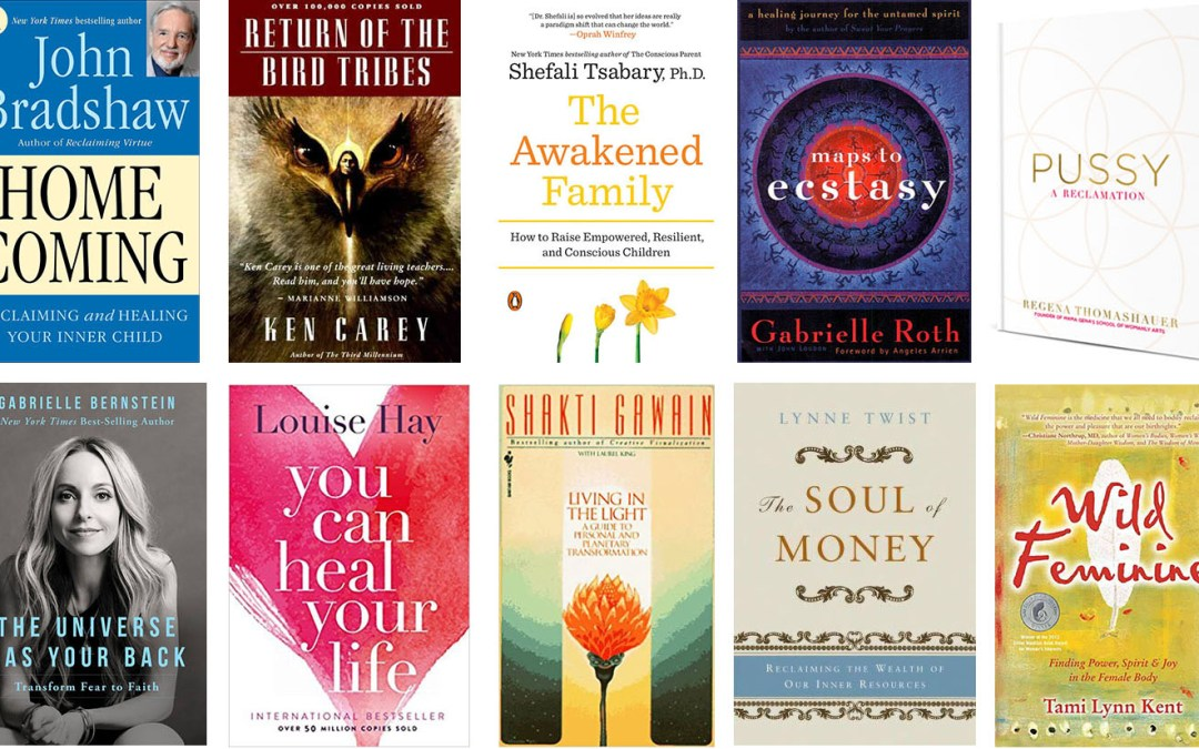 Top 10 Transformational Books